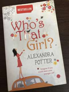 Who's That Girl (bahasa Inggris)