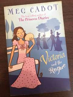 Victoria and the Rogue (bahasa Inggris)
