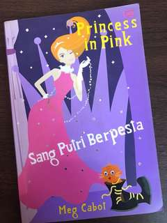 Princess in Pink (bahasa Indonesia)