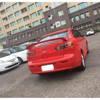 車達人-mountain- ⛰️嚴選認證中古車  14年 FORTIS IO 1.8 紅 俗擱大碗 專營優質中古車*二手車