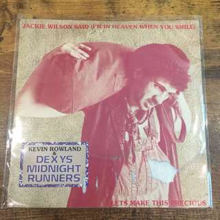 Dexys midnight runners - lets make this precious 7""