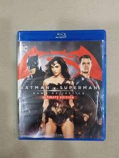 Batman v Superman - Ultimate Edition (Blu-Ray)
