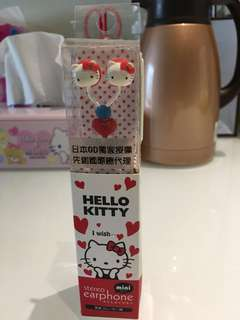 Hello Kitty 耳機