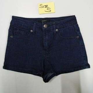 Forever 21 Jeans Short