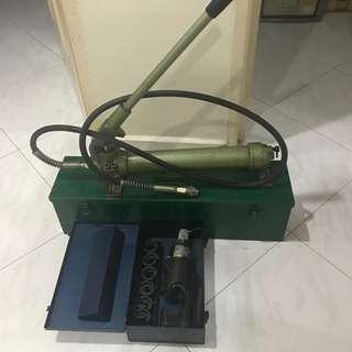 Crimping Tool Manual hydraulic Pump