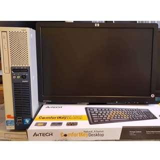 COMPUTER DESKTOP CORE i3