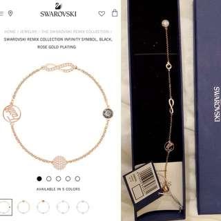 Swarovski Remix Collection Bracelets X 4