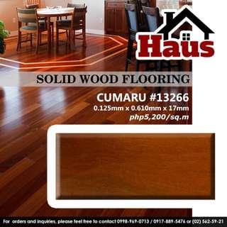 Haus Solid Wood Flooring