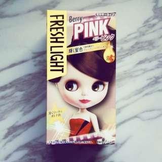 🚚 富麗絲染髮 草莓粉