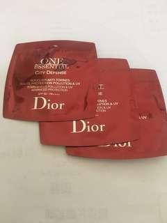 🚚 Dior全能防禦乳50spf