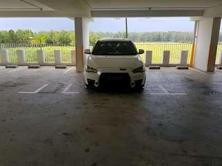 Mitsubishi Lancer EX 2.0 Auto