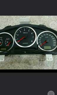 2007 Subaru Impreza manual Wrx Speedo Meter Ts Sti Legacy Forester