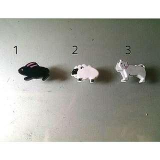 Penjepit kertas bentuk binatang