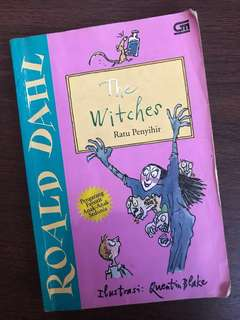 The Witches - Roald Dahl (bahasa Indonesia)