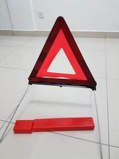 Geka Reflective Warning Triangle
