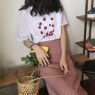 PO Cherries Tumblr T-Shirt