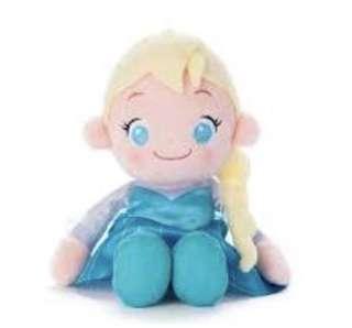 Disney Plush-Beans New Elsa  迪士尼公主
