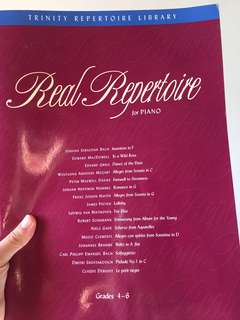 Real Repertoire Piano Classics