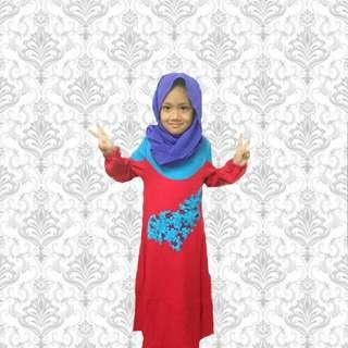 Jubah girl