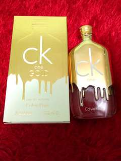 CK One Gold (Limited Edition)