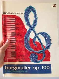 Burgmüller Piano Classics