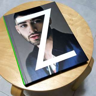 Zayn by Zayn (Autobiography Book)