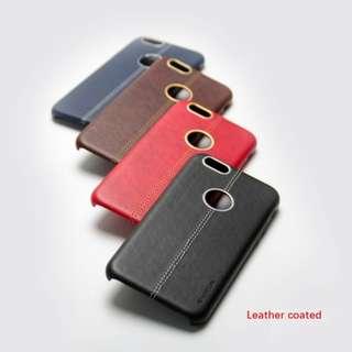 VORSON genuine leather phone case