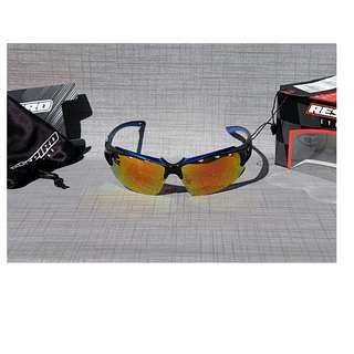 Original kacamata Respiro seri J-L360-1 black blue lensa fire polarized