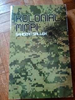 Novel Kolonial Mimpi