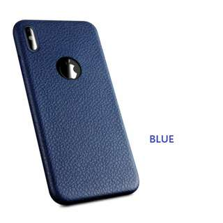 Quality phone case leather design Iphone-X