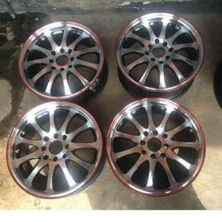 SPORT RIM 15inch USED WHEELS