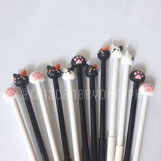Cat and Paw Pens