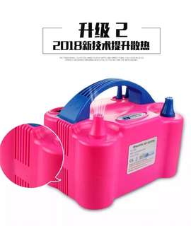 Rental of auto air pump @$15/- ( 3 days )