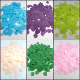Confetti 30gram packets