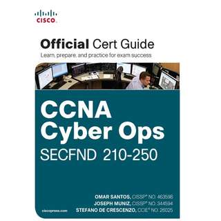 CCNA Cyber Ops SECFND 210 250 Official Cert Guide