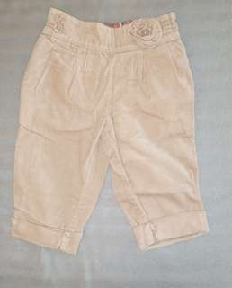mothercare baby pant