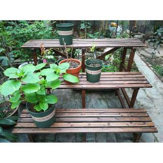3 Level Multi Layer Plant Stand