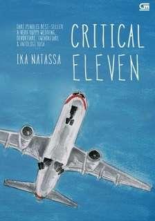 Critical Eleven - ika Natassa (E-Book)