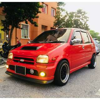 Kancil turbo l2s (M) Moderno Limited