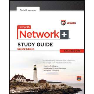 CompTIA Network Study Guide 2nd edition Exam N10 005