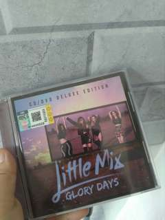 Little Mix Glory Days