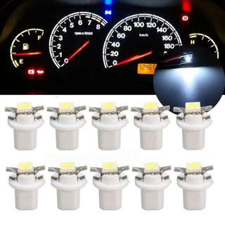 T5 5050 1SMD Car LED Dashboard Dash Gauge Instrument Light White