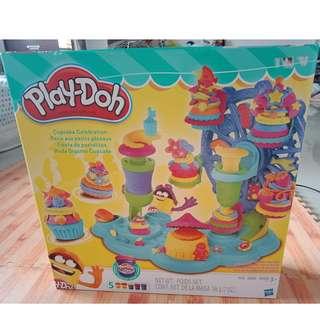 Play Doh Cupcake Mainan Anak