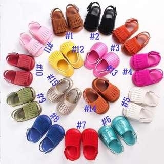 Moccasins Sandal