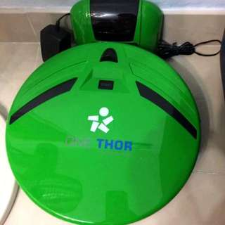 One Thor 無線電動除塵機械人 One Thor Wireless Electric Dust Removal Machine Person