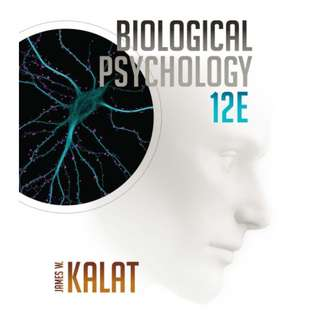 Biological psychology, test bank