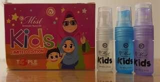 Kids IV Mist Nano Oil Triple (3 bottles) PROMO