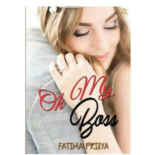 Ebook Oh My Boss - Fatima Prisya