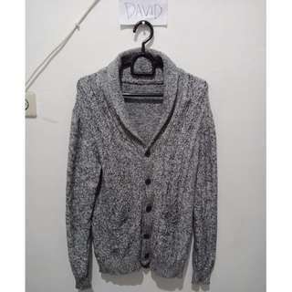 Shawl Collar Cardigan GU by UNIQLO