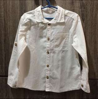 H&M long sleeves(4-5y) Rarely Used